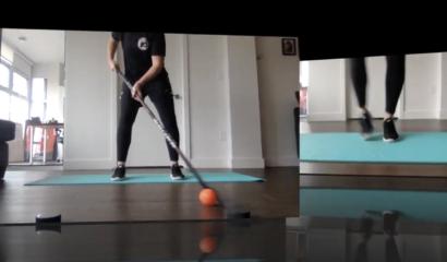 Laura's Virtual Training Video: